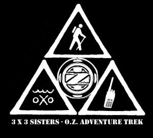 3x3 Sisters O.Z. Adventure Trek